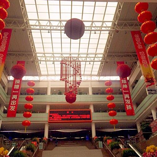 上海,義烏,福田市場