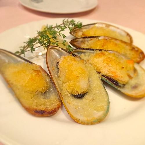 新宿レストランブラーボ,イタリアン食堂ブラーボ,海老クリームパスタ,新宿イタリアン食堂