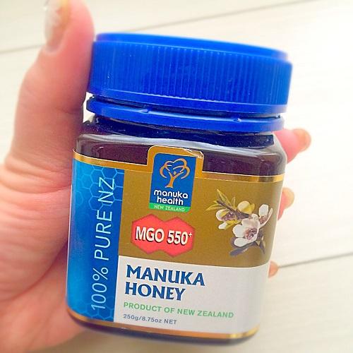 マヌカハニー,マヌカハニーMGO500,免疫力アップ,殺菌作用