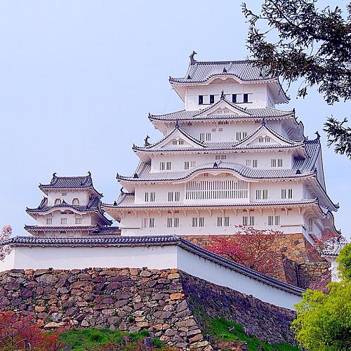 姫路城,,白鷺城,白過ぎるお城,白漆喰総塗籠造,平成の大修理,兵庫県姫路市