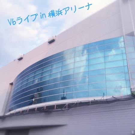 V6,V6コンサート,V620周年,横浜アリーナ