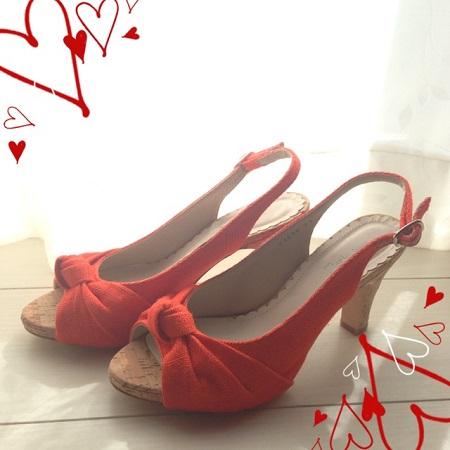marie femmeのサンダル,サンダル,marie femme,マリーファーム,靴,ヒール,ファッション,夏カラー,ファッションコーデ,ファッションコーディネート