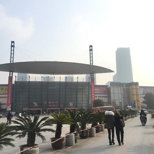 上海,義烏,イーウー,義烏福田市場