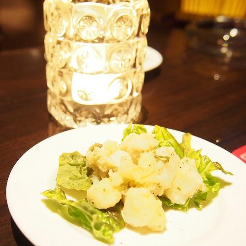 ポテトサラダ,新宿レストラン,ダイニングバー,Heart Dinin' Bar&K