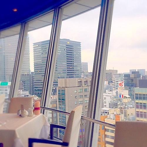 銀座スカイラウンジ,回転レストラン,回転するレストラン,回転レストラン銀座,回転レストラン東京,東京交通会館